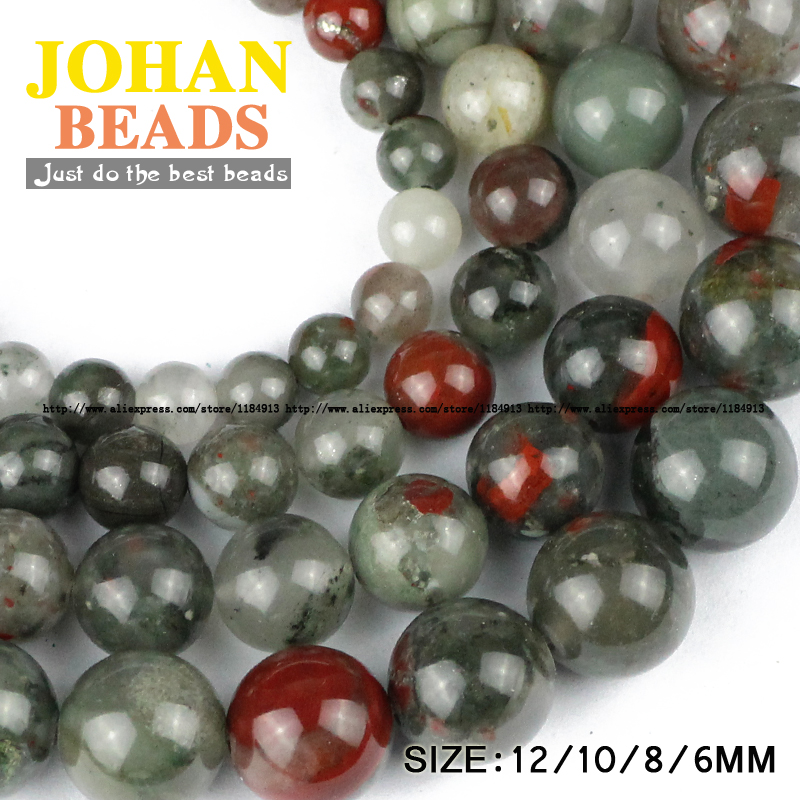 Natural Stone Beads : Online buy wholesale bloodstone jewelry from china