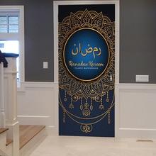 Amazing Door Eid Al-Fitr Decorations - 3D-Muslim-Eid-Al-Fitr-Door-Sticker-Old-Door-Renovation-Living-Room-Bedroom-Door-Home-Decor  2018_719626 .jpg