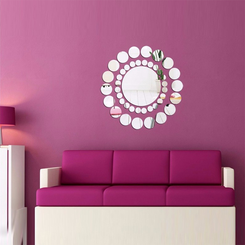 Unique Modern Mirrors For Living Room Gift - Living Room Designs ...