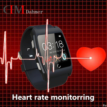 Original UX herzfrequenz monitorring smart uhr 3G magsensor schwerkraft-sensor android smartwatch telefon sport bluetooth armbanduhr
