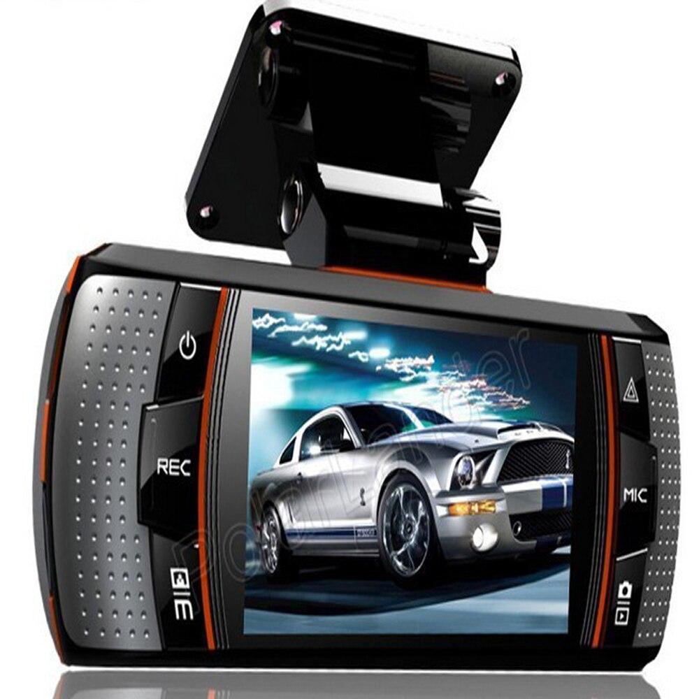 "NEW Allwinner A1 Car Recorder dual lens Car Camera Car Dvr Full HD 2.7""LCD NightVision G-sensor Dash Cam Video Registrator dvrs"