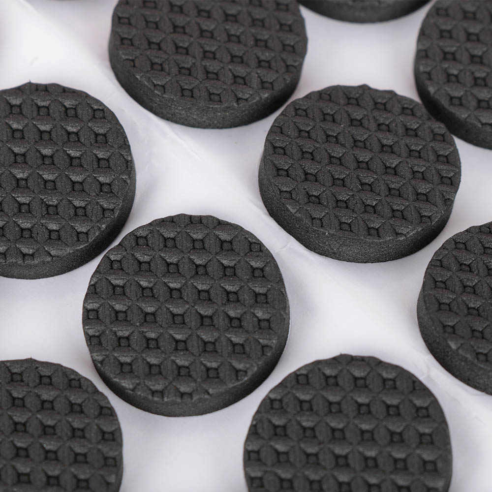 New 48pcs Non Slip Self Adhesive Furniture Rubber Feet Pads Table Chair Floor Protectors Mat