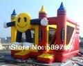 Direto da fábrica trampolim inflável, corrediças infláveis, brinquedos infláveis para as crianças
