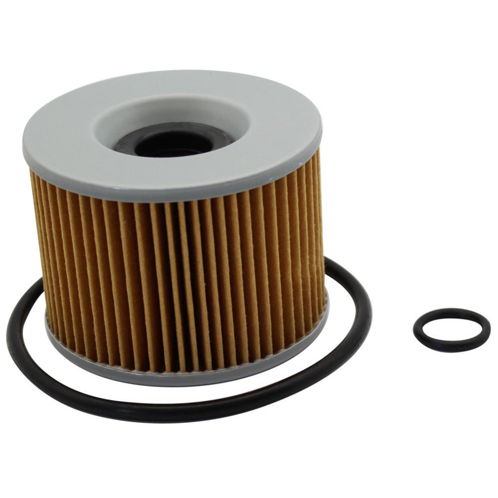 Pack of 3 Cyleto Oil Filter for KAWASAKI 650 KZ650 B//KZ 650C CUSTOM 650 1977 1978 1979 KZ650 KZ650E 650 LTD 1977 1978 1979 1980 1981 1982 1983