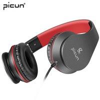 Picun C16 Hoofdtelefoon Hoge Kwaliteit Voor Muziek Meisjes Jongen Headset Gamer Gaming PS4 Voor Sony Apple Ipods LeEco Asus Xiaomi Mi Band 2