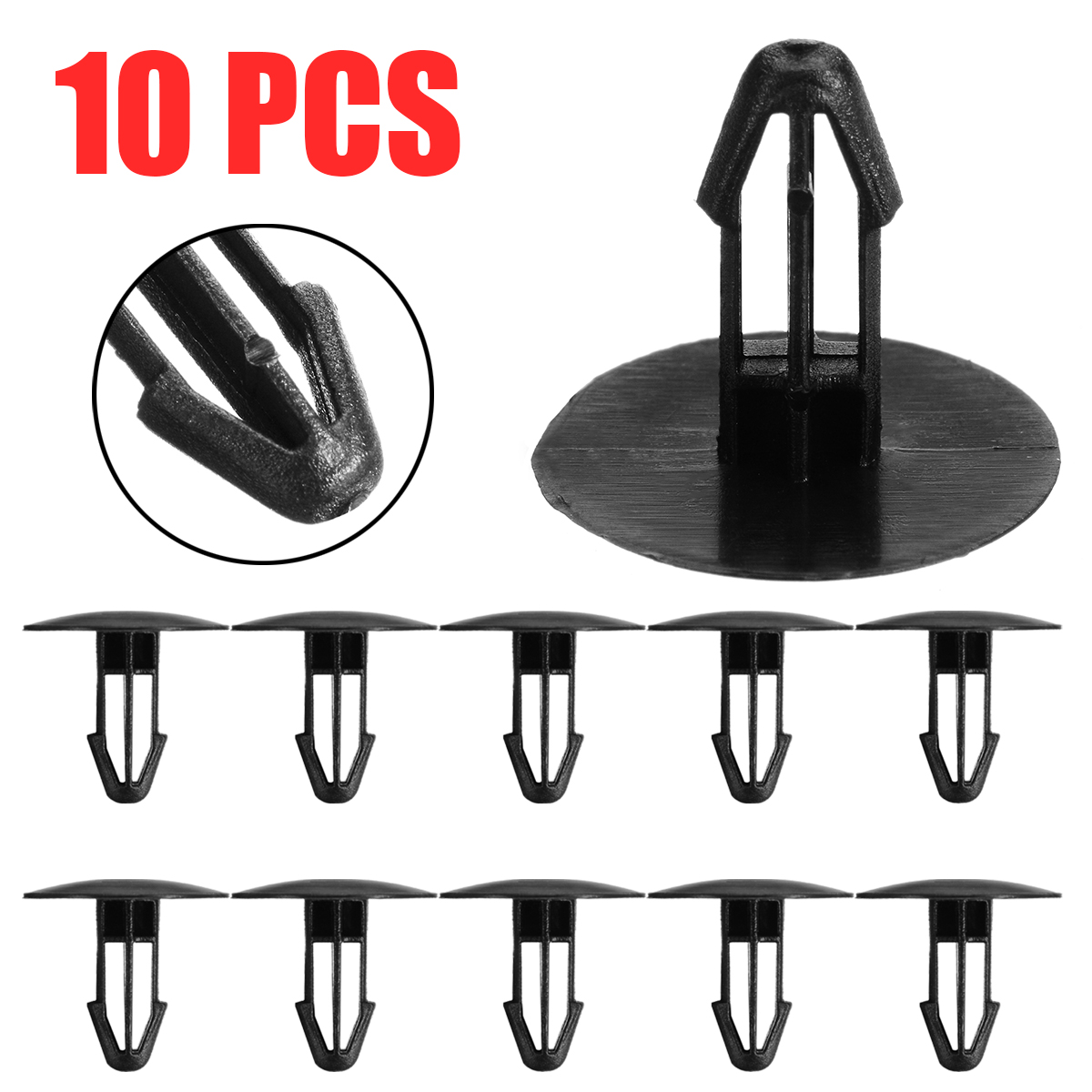 HONDA CIVIC CR-V FRONT WING WHEEL ARCH LINING COWL PLASTIC TRIM PANEL CLIPS