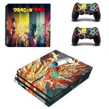 Anime Dragon Ball Goku PS4 Pro Skin Sticker Vinyl Decal Sticker