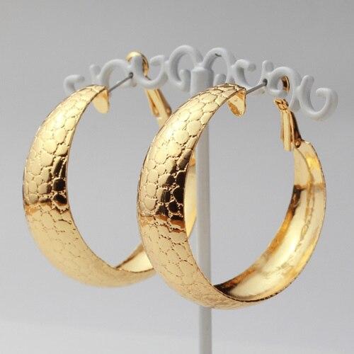 buy hot sale snake hoop earrings 18k real. Black Bedroom Furniture Sets. Home Design Ideas