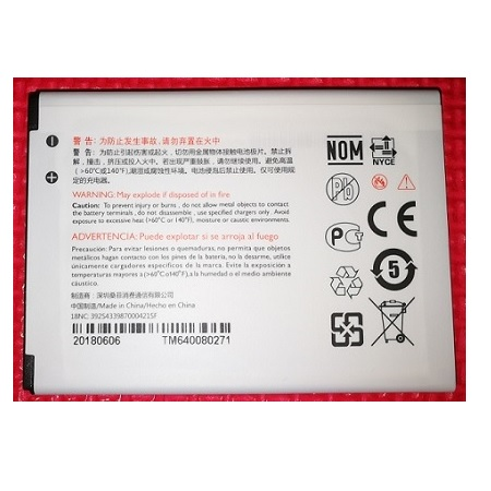 PHIXFTOP Original battery For Xenium S395 cellphone AB3000PWMT Battery for Philips CTS395 Mobile phone