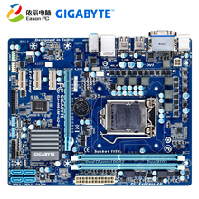 GIGABYTE GA-H61M-D2-B3(rev.1.0) LGA1155 DDR3 i3i5 USB2.0 SATA II gigabyte ga h61m d2 b3 h61 motherboard supports all solid 1155 i7 i5 i3 cpu