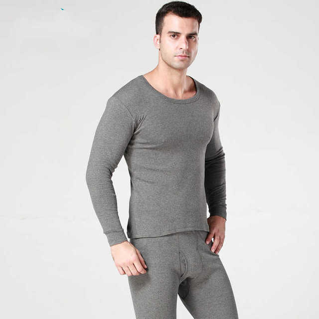 Free high quality casual Silver edge mshipping Autumn ale breathable men Keep warm thickened comfortable Cotton underwear