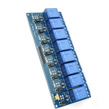 Sale 8 channel 8-channel relay control panel PLC relay 5V module for arduino hot sale in stock.8 road 5V Relay Module