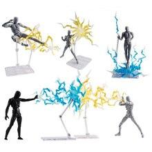 Молния спецэффектов часть для воздействия 1/6 рисунок фотоэлектрический эффект черный прозрачный желтый фиолетовый красный синий