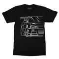2019 mode Heißer verkauf 100% baumwolle Japan Klassische Auto Skyline R34 | JDM TUNER AUTO BEKLEIDUNG TURBO GT R AUTOMOTIVE T SHIRT t shirt-in T-Shirts aus Herrenbekleidung bei
