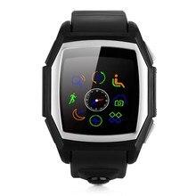 Heißer gt68 bluetooth smart watch unterstützung herzfrequenzmesser gps tracker smartwatch für iphone xiaomi android pk kw88 u8 gt08 DZ09