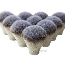 Nylon Hair Shaving Brush Head Knot Size 21/68MM Synthetic Knots