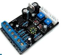 送料無料! vuメータードライバボードプリアンプvuメーターdbレベルメーター管アンプシャーシ置き換えることができta7318p