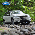 WELLY  X5 Car Models 1:24 Scale Alloy Diecast Car Model Toy Vehicles Collection Boy Gift