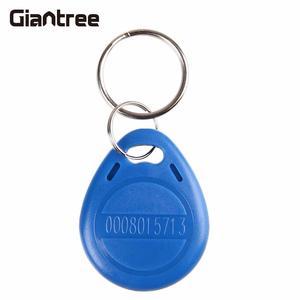 Image 3 - Giantree 10 pcs rfid 근접 id 도어 액세스 키 토큰 태그 fob 125 khz/13.56 mhz rfid 읽기 id 토큰 키 keyfobs 링