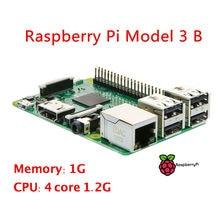 Element14 Raspberry Pi 3 Model B Board 1GB LPDDR2 BCM2837 Quad-Core Ras PI3 B,PI 3B,PI 3 B with WiFi&Bluetooth