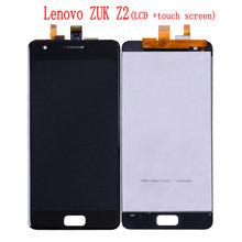 цена на For Lenovo ZUK Z2 LCD Display Touch Screen Digitizer Assembly Replacement Phone Parts For Lenovo ZUK Z2 LCD Screen Free Tools
