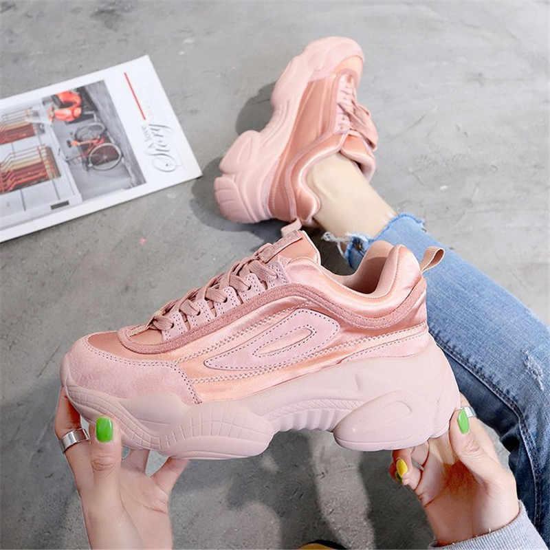 Women Waterproof Casual Sports Shoes Walking Sneakers