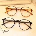 DRESSUUP Lindo Estilo Vintage Gafas Mujeres Gafas Redondas Marco Enmarcan el Marco Óptico Gafas Gafas Oculos Femininos
