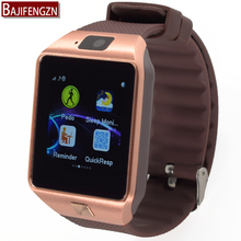 Smart Watch DZ09 Clock Sync Notifier Support Sim Card Bluetooth Connectivity for Android Phone Smartwatch Camera call phone