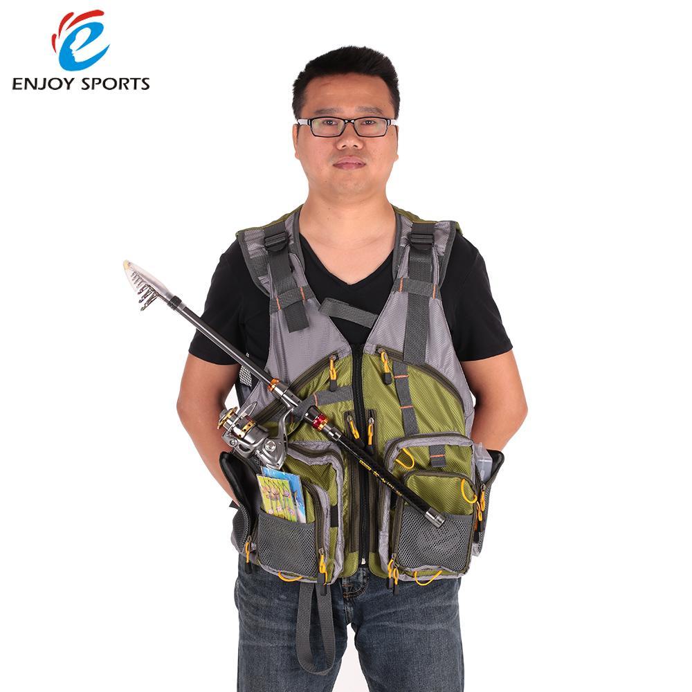 Fly fishing vest mesh for men and women premium gear packs for Women s fishing vest
