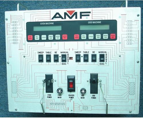 2017 offre spéciale pratique Bowling pièces de rechange AMF 82-90XL unité de châssis 090-003-700