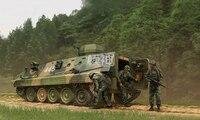 Askeri 1:35 Çin Ordusu ZSD89 Meclisi Modeli Wapc Chariot 82472