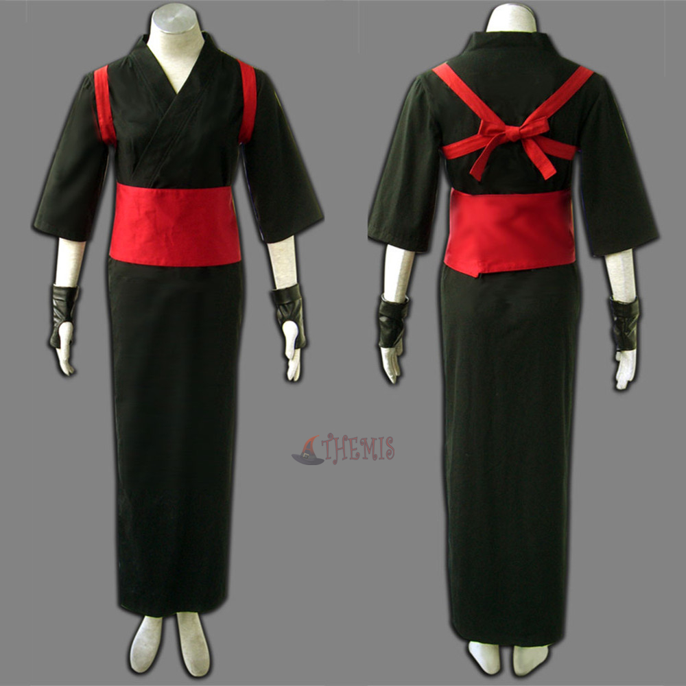 Athemis Anime Temari Naruto Cosplay costume and cosplay clothes custom made