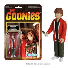 Funko ReAction Figure The Goonies – Chunk Vinyl Action Figure Collectible Model Toy with Original Box