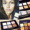 IMAGIC Cream Contour Palette Kit Pro 6 Colors Concealer Makeup Palette 1pcs Concealer Face Primer Net 30g