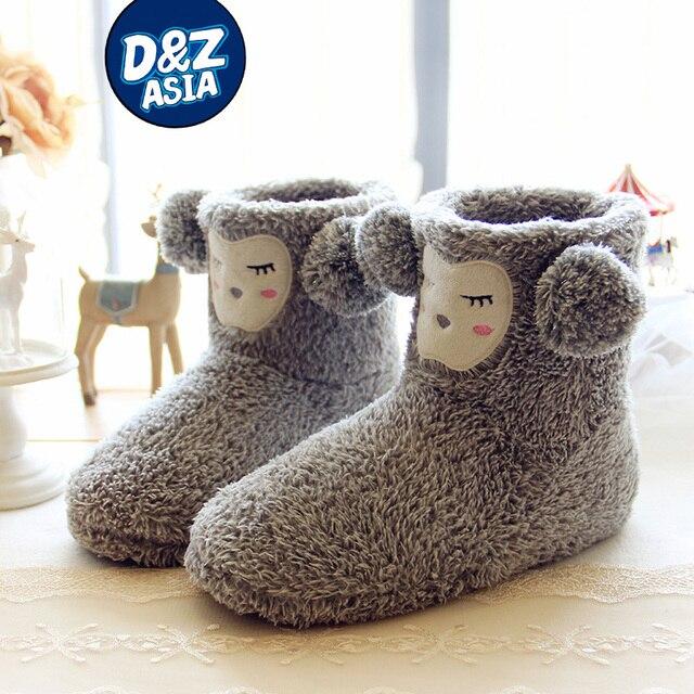 2018 Männer Schuhe Winter Frühling Warm Home Hausschuhe Memory Foam Hausschuhe Winter Mens Indoor Warme Schuhe Rutschfeste Hause Weichen Plüsch