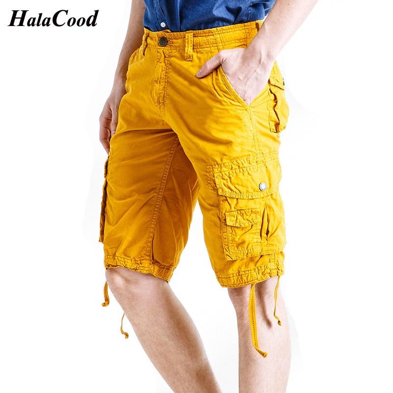 New Fashion Mens Cool Summer Hot Sale Cotton Casual Men Short Pants Brand Clothing Comfortable Men Plus Size 38 40 Cargo Shorts