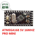 Pro Mini Module Atmega168 5V 16M For Arduino Compatible With Nano