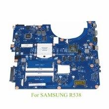 laptop motherboard for samsung NP-R538 BA41-01285A BA92-06626A BA92-06626B HM55 ATI HD 4500 DDR3