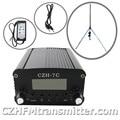 Fmuser czh-7с 7 Вт FM стерео PLL передатчик + GP антенна + Powersupply кит 76-108 мГц