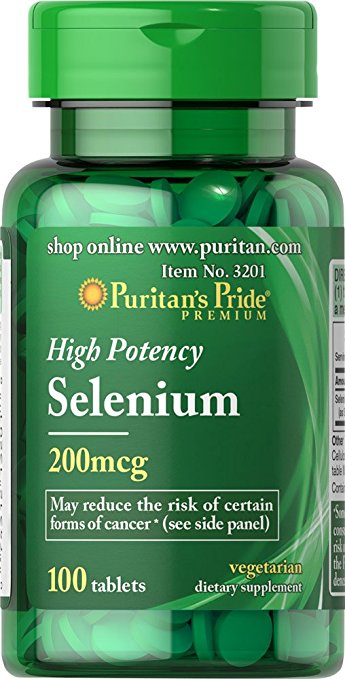 Selenium 200 mcg-100 pcs free shipping selenium enriched yeast saccharomyces cerevisiae and hepatotoxicity