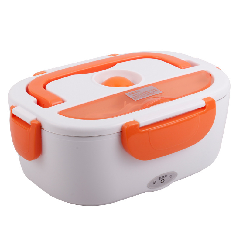 110V/220V Heated Food Containers Mini Lunch Box Multifunction Food Reheating Box reheating automatic heated food containers mini lunch box multifunction food box heat preservation
