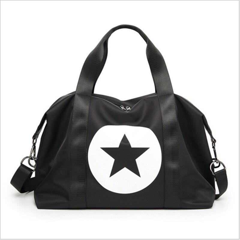 Duffle-Bags Handbag Gym-Bag Sports-Bag Weekend Travel Nylon Multifunctional Fitness Luggage