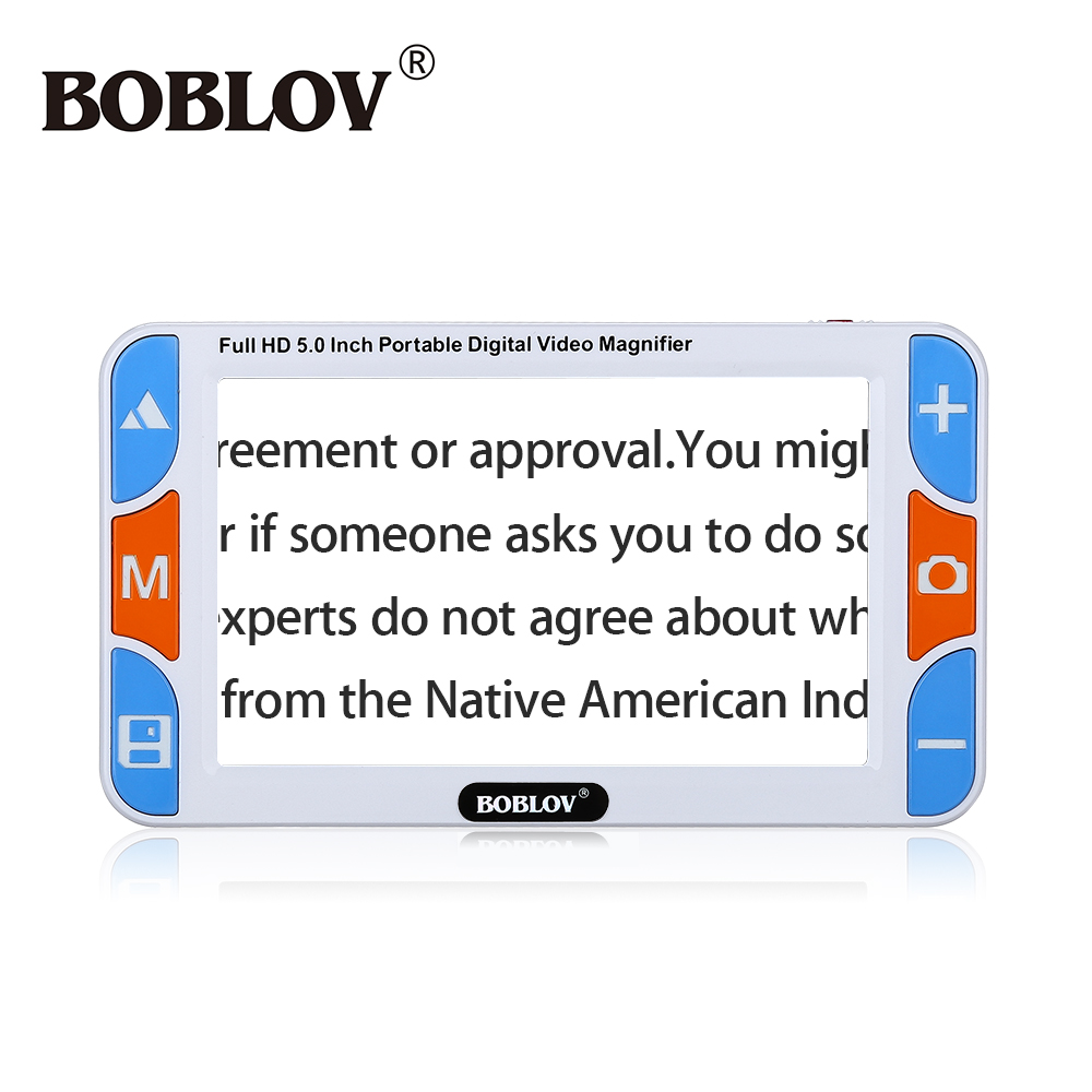 BOBLOV RS500S Portable 5