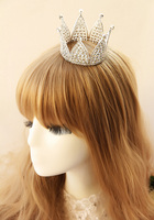 Jazz Color Bride Xiao Ya Korean Bride Crown Head Crown Fine Hair Jewelry Wedding Jewelry Wedding