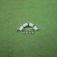100 jogos/lote 4 Pinos Leads Header 2.54mm XH 4P Kit Habitação Pin cabeçalho Terminal|header pin connectors|connector header|header connector -