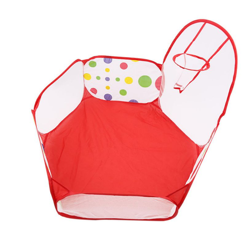storage bags Children Kid Ocean Ball Pit Pool Game Play Tent In/Outdoor Kids House Play Hut Pool Play Tent