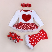 Love Valentine Dress