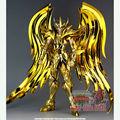 Grandes Brinquedos Gt Alma de Deus De Ouro Saint Seiya Cloth Myth Ex Sagitário Aiolos Figura Sog