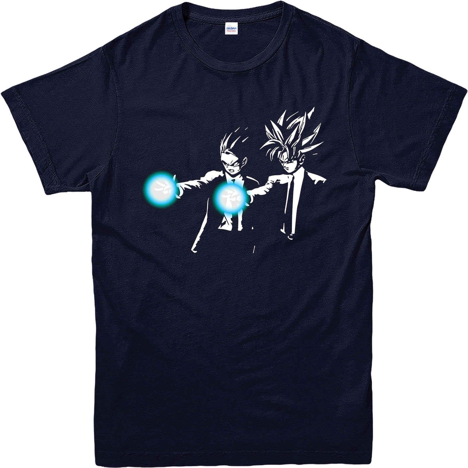 Dragon Ball Z футболка, целлюлозно Художественная литература пародия футболка, гоку Топ Бесплатная доставка Футболка Harajuku Модные топы Классический Уникальный футболка