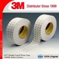 3 м 9080hl двухсторонней ткани Клейкие ленты, белый, 200 мм х 50 м/pc, 1 рулон, бесплатная доставка